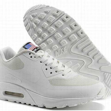 NIKE AIR MAX 90 COUPLES VENTILATION RUNNING SHOES