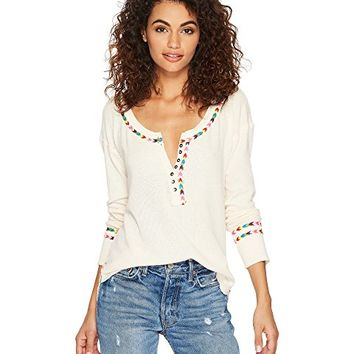 Free People Rainbow Thermal