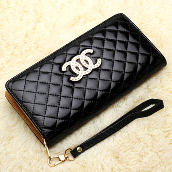 Fashion Women Wallets Multinational Zipper purse Clutch wallet