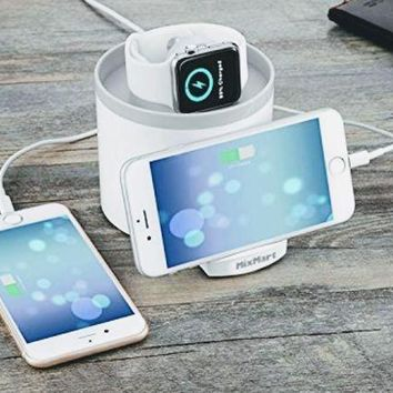 DCCK2JE Apple Watch iPhone Travel Charging Stand