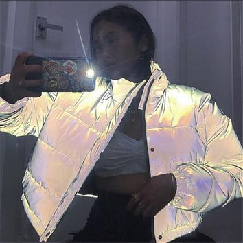 3M Reflective Down Coat