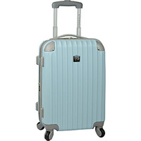 "Travelers Club Luggage Modern 20"" Hardside Expandable Carry-On Spinner - eBags.com"