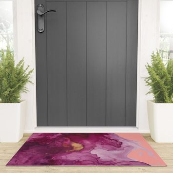 Just get Ready Welcome Mat by duckyb