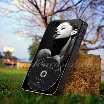 Ariana Grande - for iPhone 4/4s, iPhone 5/5S/5C, Samsung S3 i9300, Samsung S4 i9500 Hard Case *GARDENCASESHOP*