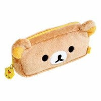 Rilakkuma Face Pen Case