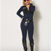 Adult Traffic Stop Cop Costume - Spencer's