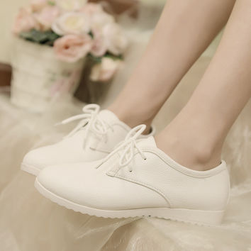 Women simple leisure shoes