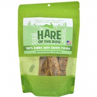 Hare of the Dog 100% Rabbit Sweet Potato Jerky