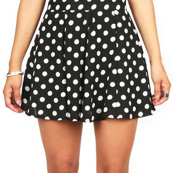 Forget Me Dot Skirt