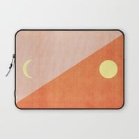 Last Days of Summer. Laptop Sleeve by Nick Nelson
