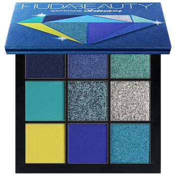 Obsessions Eyeshadow Palette – Precious Stones Collection - HUDA BEAUTY | Sephora