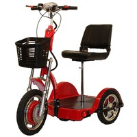 Challenger X Recreational Scooter J750 - Challenger Mobility Standing Scooters | TopMobility.com