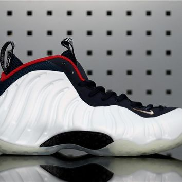 "Nike Air Foamposite One 575420-400 ""Olympic"""