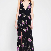 Urban Outfitters - The Reformation X Urban Renewal Citrine Maxi Dress