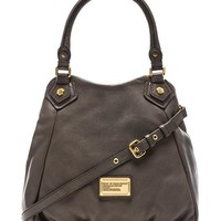 Marc by Marc Jacobs Classic Q Fran Bag in Gray