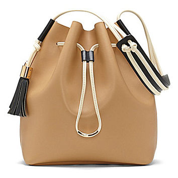 Vince Camuto Lorin Drawstring Bucket Bag