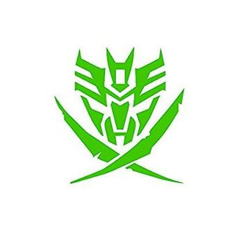 Autobot Transformer Decepticon Vinyl Car Decal
