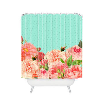 Bountiful Garden Shower Curtain
