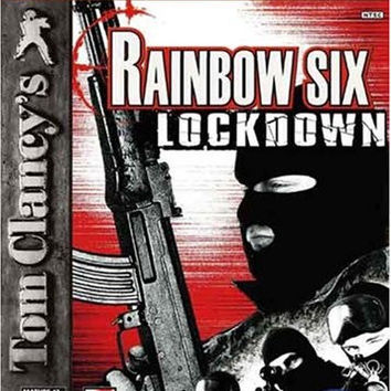 Rainbow Six 3 Lockdown - Xbox (Very Good)