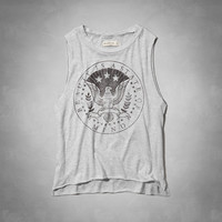 Crest Muscle Tank