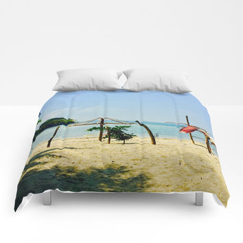 Beachfront Comforters by Jenna C.