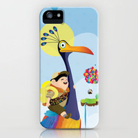 Kevin and russel iPhone Case by Maria Jose Da Luz | Society6