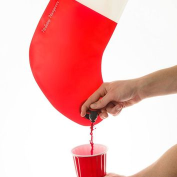 Holiday Hangover Drink Dispenser | Stupid.com