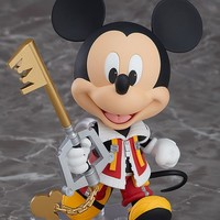 King Mickey - Nendoroid - Kingdom Hearts II (Pre-order)