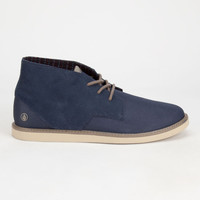 Volcom Del Mesa Mens Boots Dark Blue  In Sizes