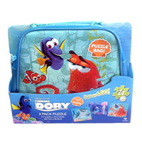 Finding Dory Carry & Go 3 Puzzle Pack [24 Pieces Ea]