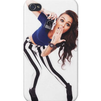 Cher Lloyd iPhone 4/4s/5 & iPod 4 Case by harrysfirstwife on Etsy