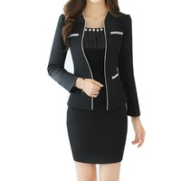Women business suit set