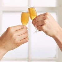 Mini Champagne Shot Glass Set - Urban Outfitters
