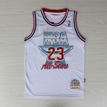 Nba Chicago Bulls #23 Jordan 90 91 All Star Swingman Jersey | Best Deal Online