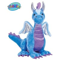 Webkinz Twilight Dragon with Trading Cards