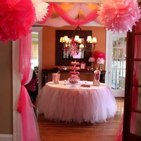 P is for Party: {Real Parties} Blush & Bashful