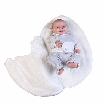 Shipping from US Sleeping Bag Baby As Blanket Winter As Envelope For Born Cocoon Wrap Sleepsack Baby Sleeping Bags Baby Products