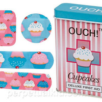 OUCH! CUPCAKES BANDAGES