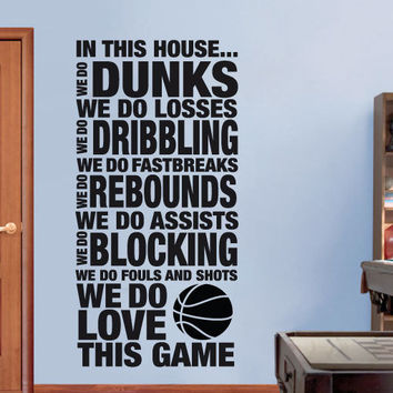 Love This Game Wall Housewares - 47.2 x 101.6 in