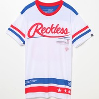 Young & Reckless Certified T-Shirt - Mens Tee - White
