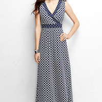 Women's Sleeveless Maxi Dress - Pattern from Lands' End