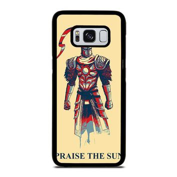 dark souls praise the suns 2 samsung galaxy s3 s4 s5 s6 s7 edge s8 plus note 3 4 5 8  number 3