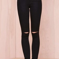 Cheap Monday Slim Jeans - Black