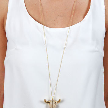 No Bull Necklace