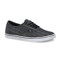 Woven Chambray Authentic Lo Pro | Shop at Vans