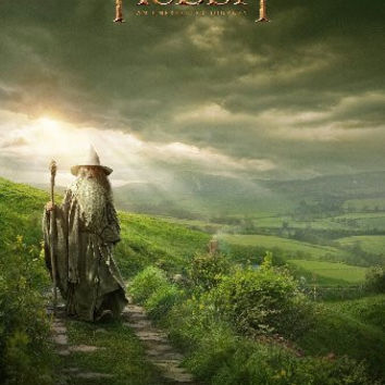 Hobbit The Mini Movie Poster 11X17
