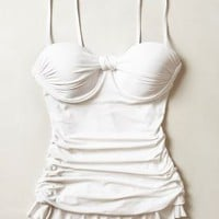 Mix & Match Underwire Tankini Top by Anthropologie