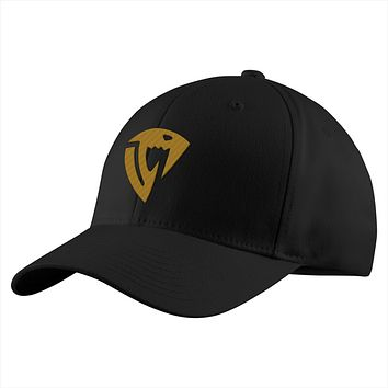 Fairy Tail Sabertooth Symbol Structured Twill Cap - PF00351TC