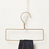 Oblong Scarf Hanger by Anthropologie Bronze One Size Office