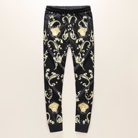 Versace Casual Pants Trousers-1